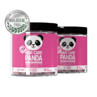 Hair Care Panda Vegan Gummies x2