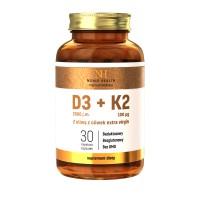 Vitamin D3 + K2 in Olivenöl