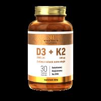 Witamina D3 K2 w oliwie z oliwek