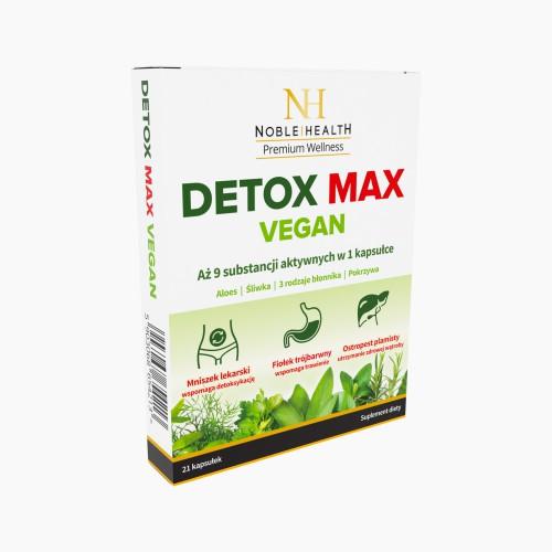 Detox Max Vegan