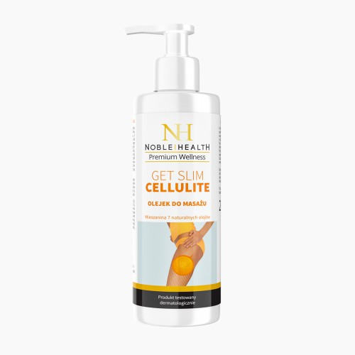Olejek do masażu Get Slim Cellulite
