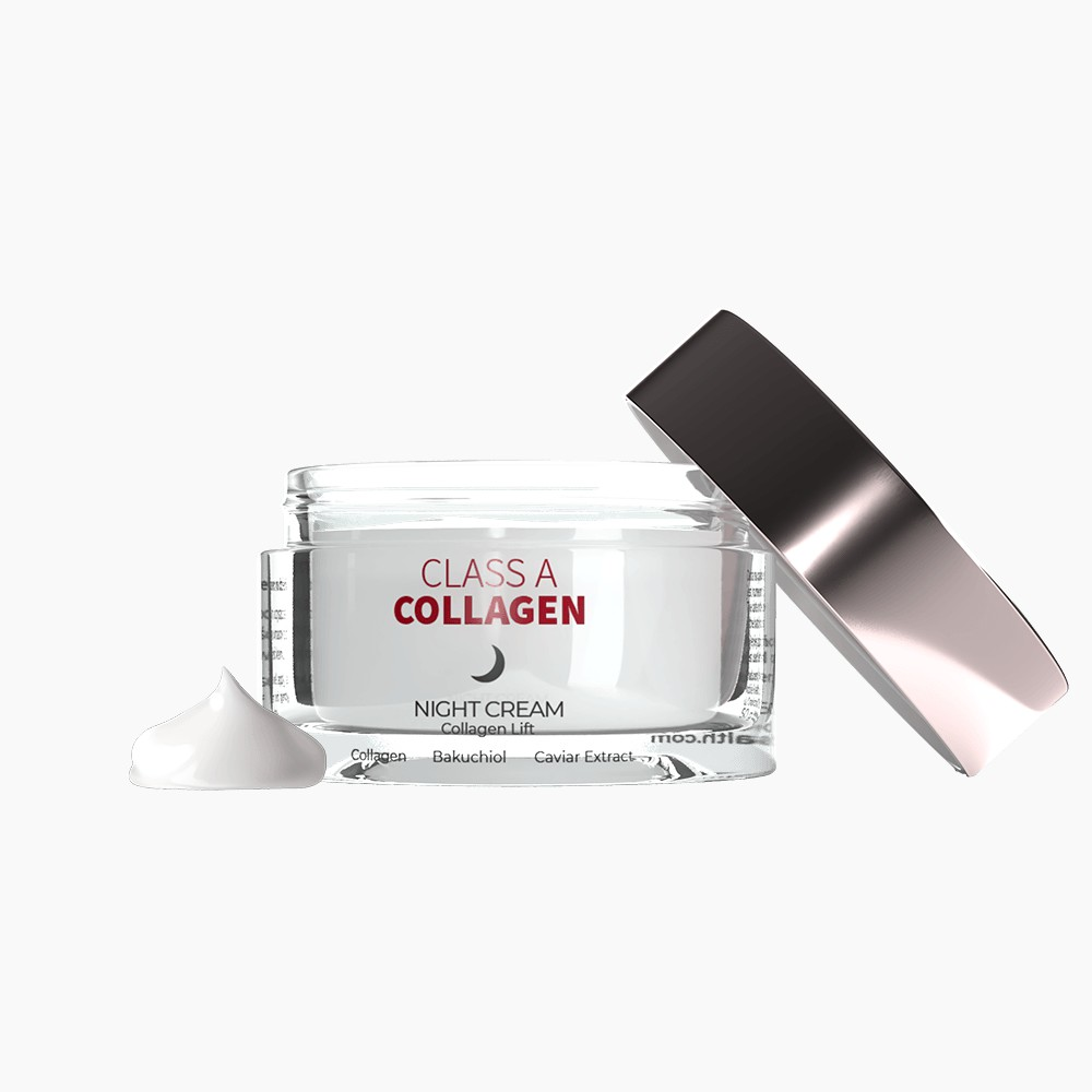 Krem na noc Class A Collagen
