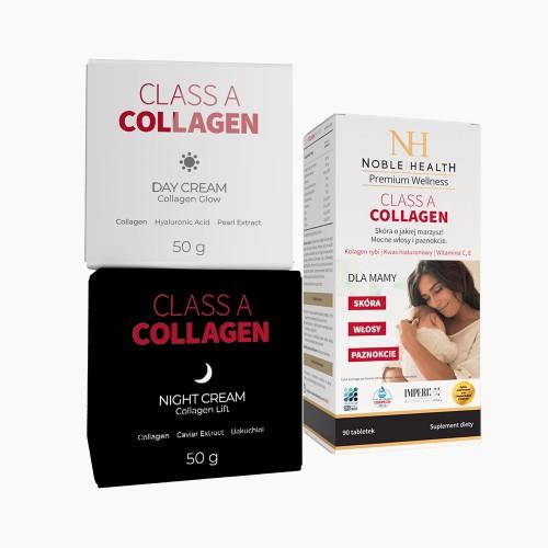Zestaw Class A Collagen dla Mamy