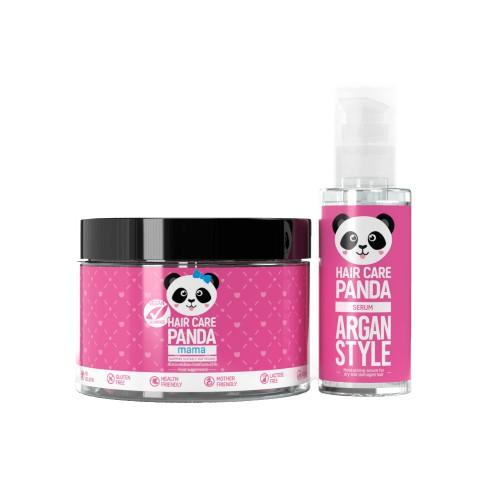 Hair Care Panda Happy Mama