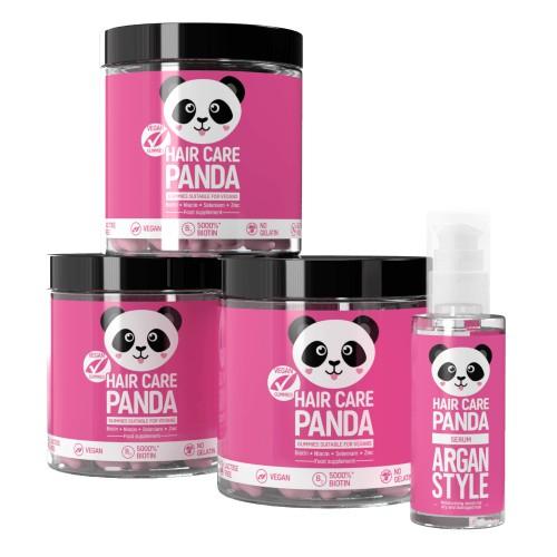 Hair Care Panda Vegan Hair Power