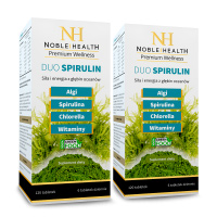 2x Duo Spirulin