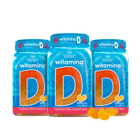 3x Vitamin D Gummibärchen