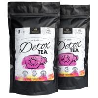 2x Detox Tea Herbata na dzień