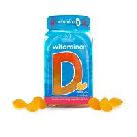 Vitamin D Gummibärchen