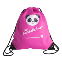 Hair Care Panda Zaino