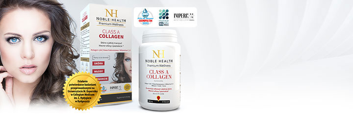 KOLLAGEN IN TABLETTEN CLASS A COLLAGEN