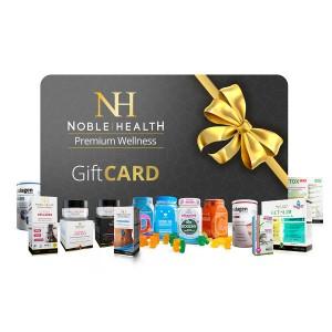 E Karta Prezentowa Noble Health Naturalne